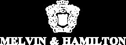 Melvin & Hamilton logo.
