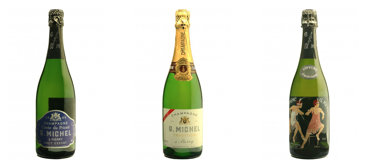 Champagner & Champagner