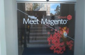 Meet Magento poster