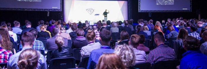 Speech at UX Poland conference