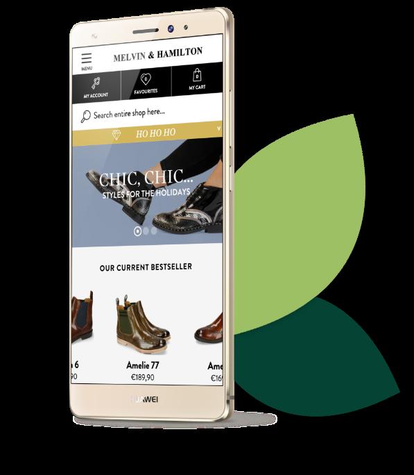 cross border eCommerce mobile
